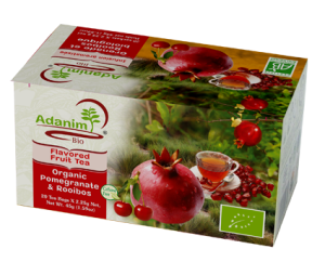 Adanim-Fruit tea-pomegranate